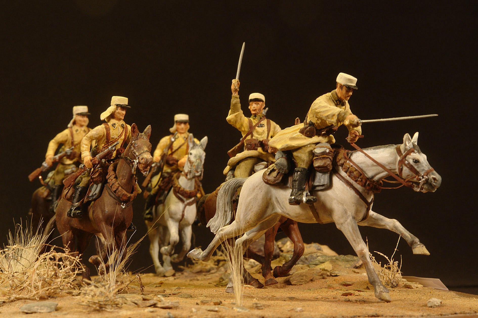 1925-Fransk-kavaleriangreb-i-Marokko-1