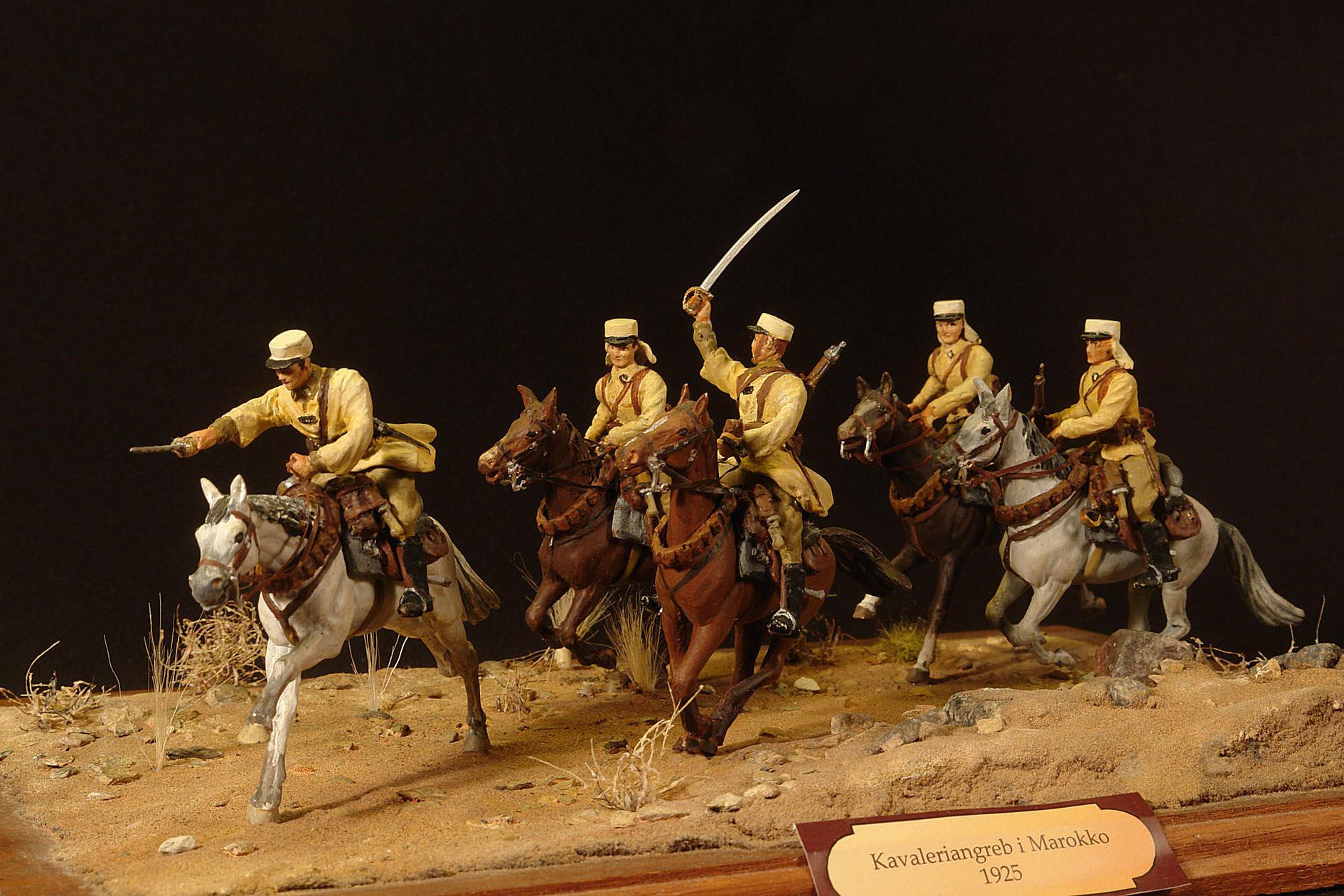 1925-Fransk-kavaleriangreb-i-Marokko-3