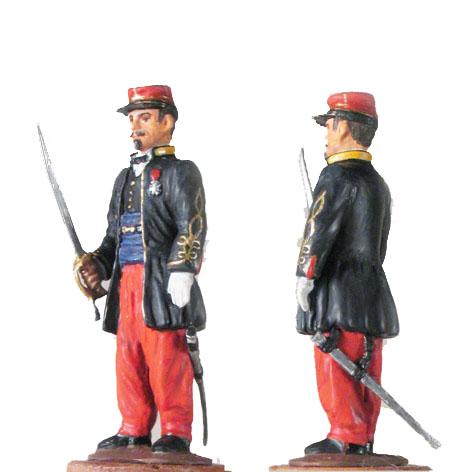 LE 1863 Capitaine Danjou