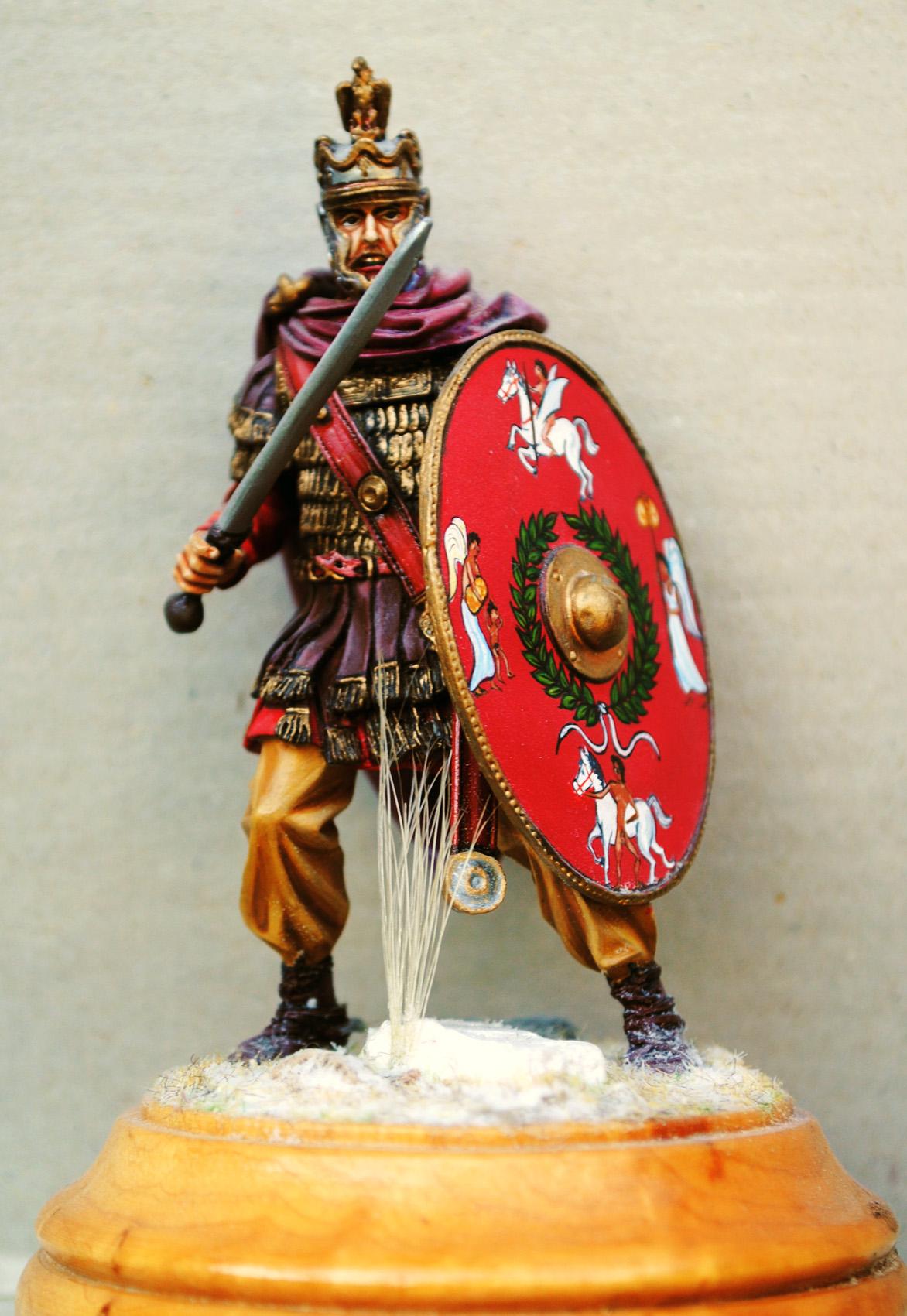 3.-århundrede.-Romersk-kavaleri-officer-1