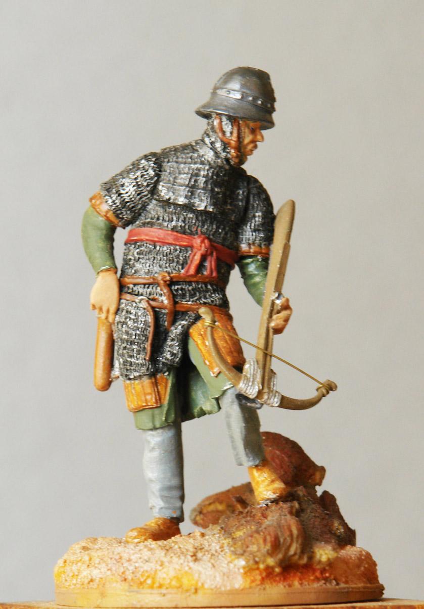 1100-Normannisk-siciliansk-armbrøstskytte-2