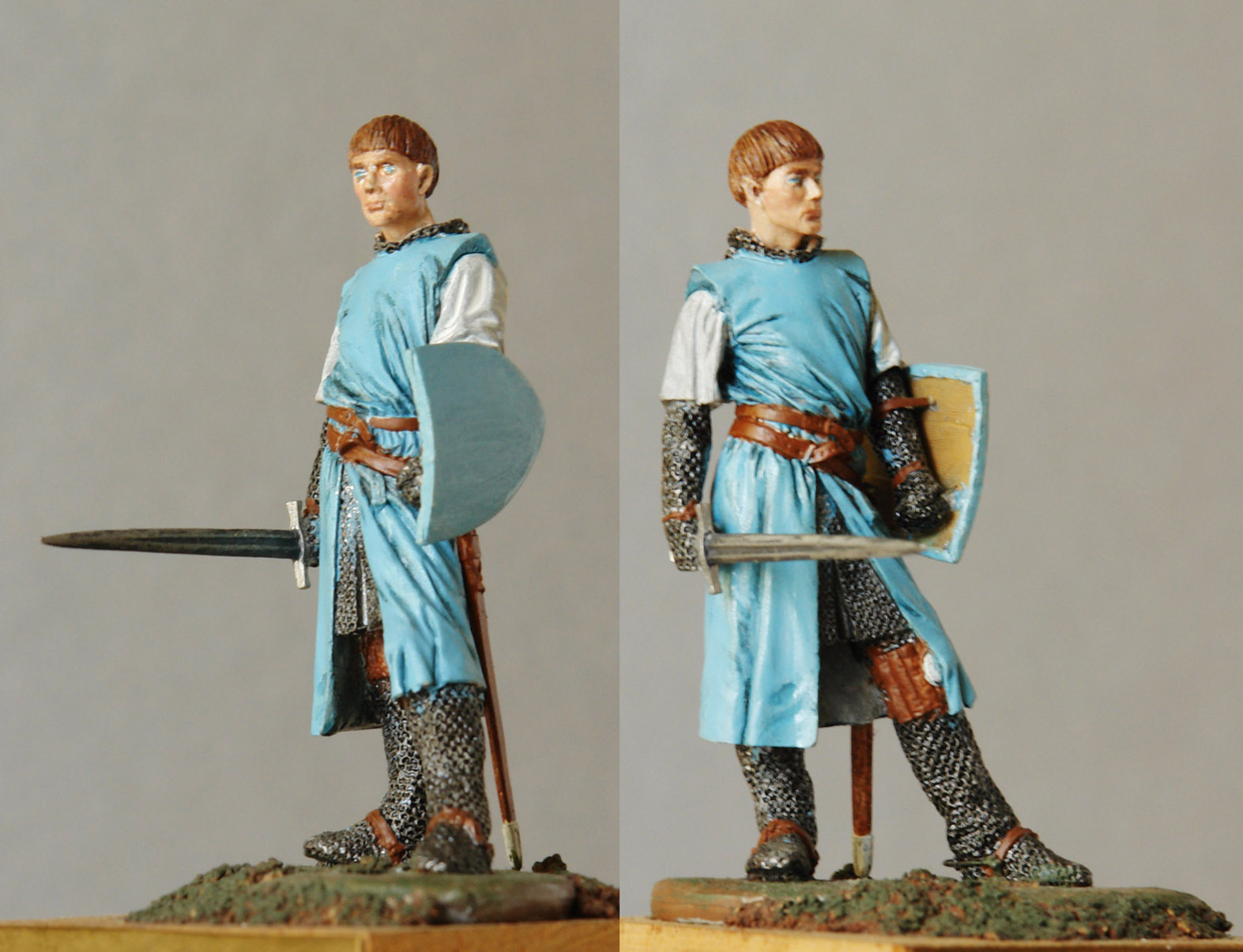 1270-Normannisk-Ridder