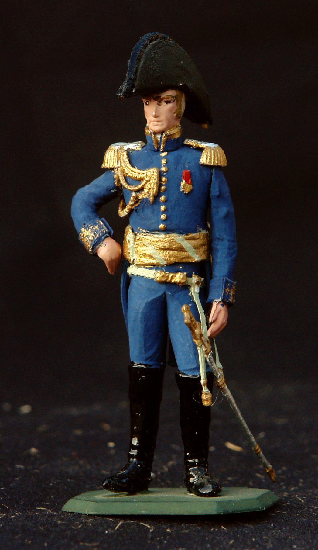 1808-15-Divisionsgeneral-i-den-Franske-kejserlige-generalstab-
