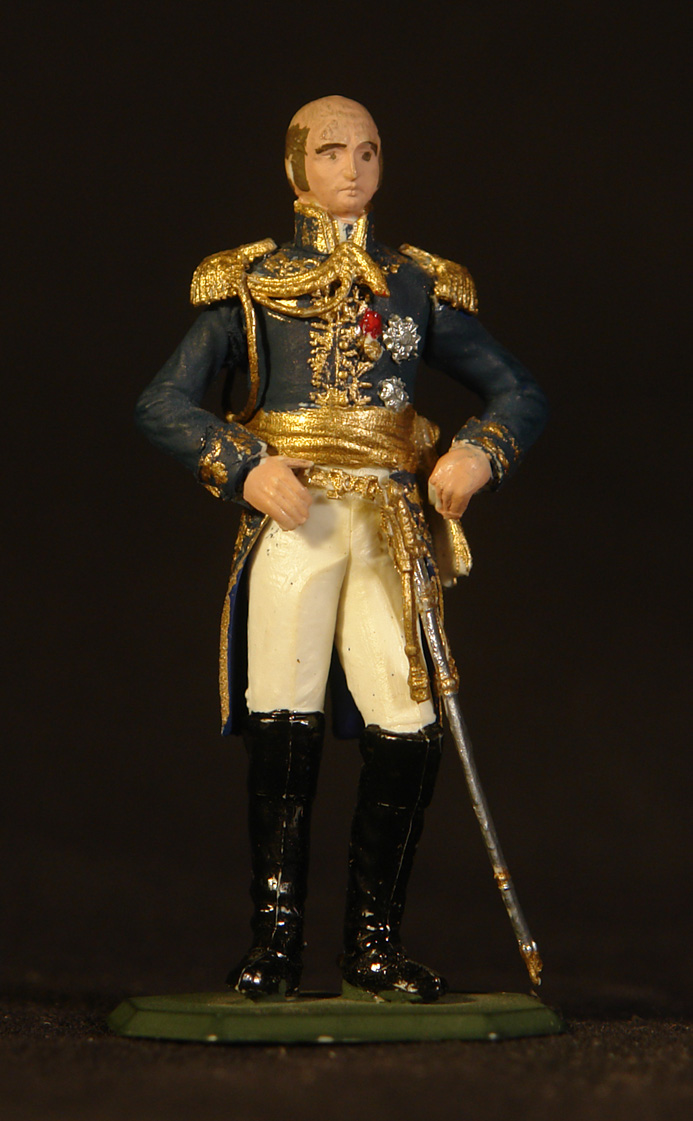 1813-Frankrig-Marshall-Davout