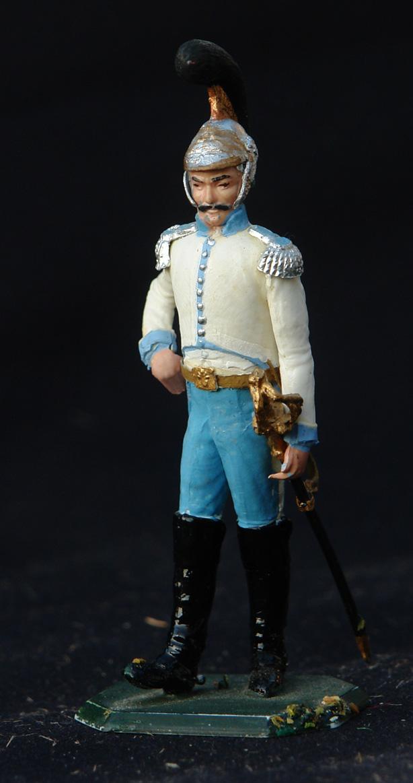 1822-Oberst-i-Slesvigske-Kyrasser-regiment-