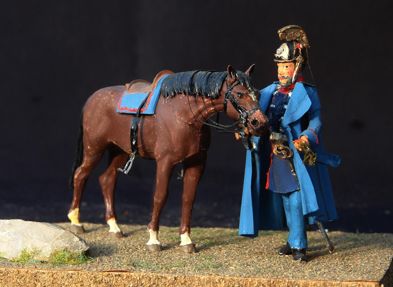 1848-50-Dansk-Dragonofficer