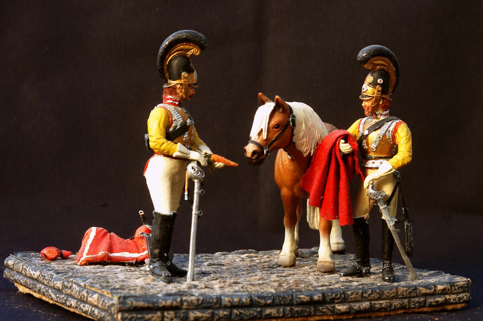 1848-Dansk-hestgarde