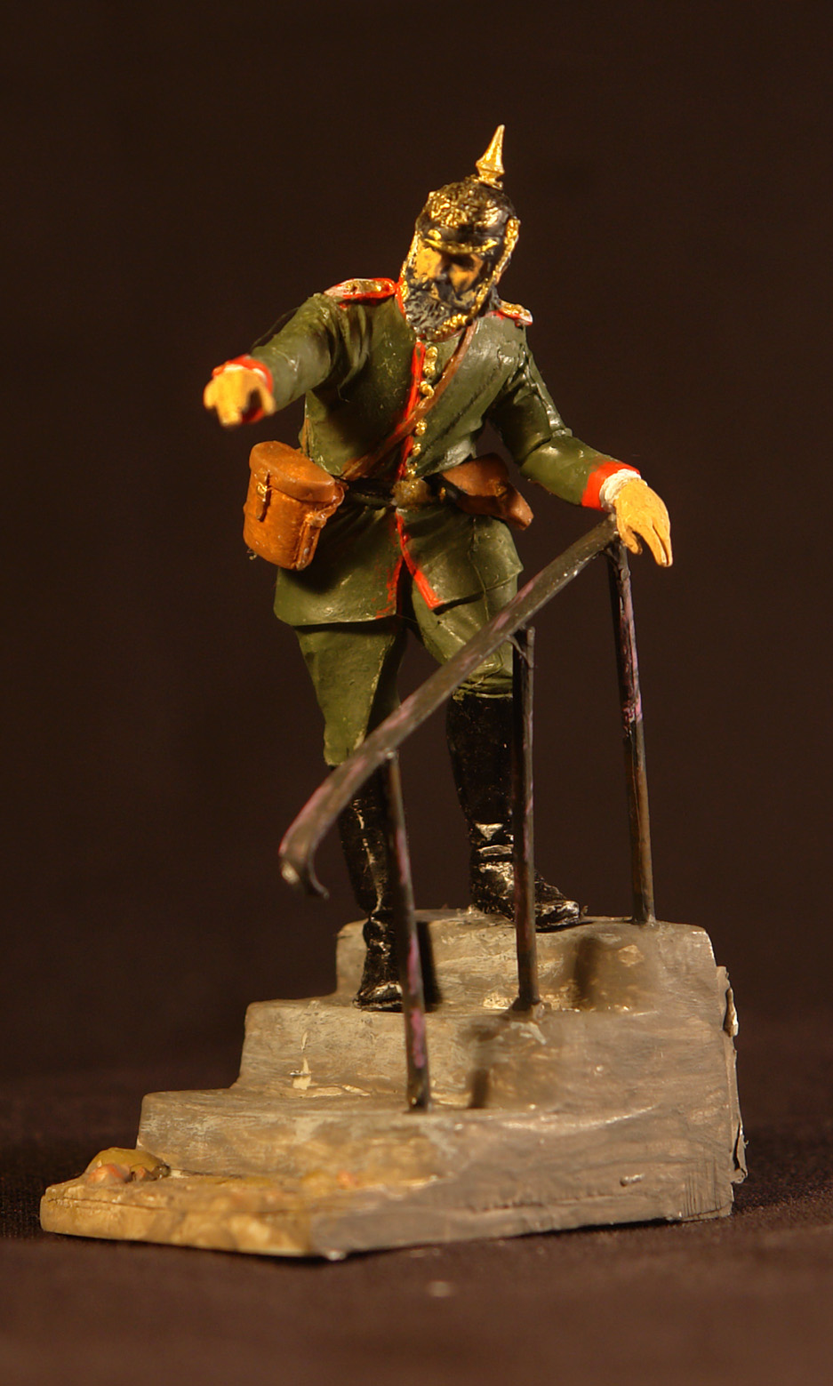 1870-Preussen-Officer