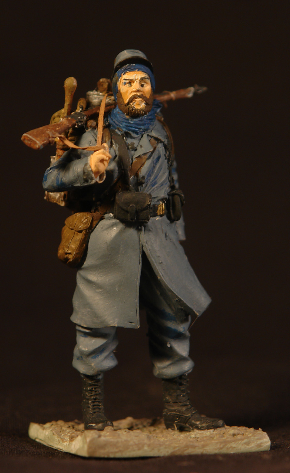 1915-Fransk-Infanterist