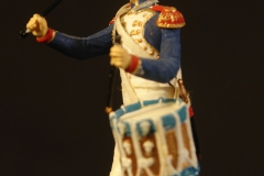 1806-Tambur-i-den-Franske-kejserlige-Garde