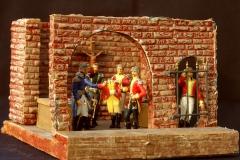 1808-Regiment-Asturias-oprør-i-Roskilde-søndag-31-juli-1808.-