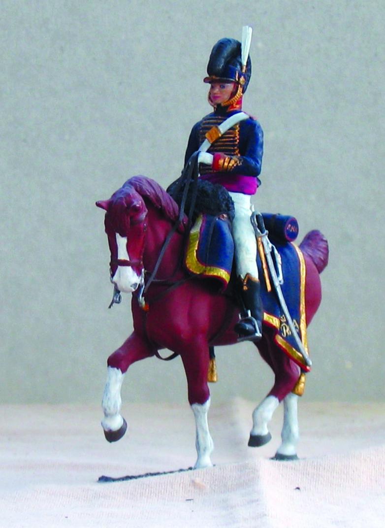 1807-England-Royal-Horse-Art-Officer 1