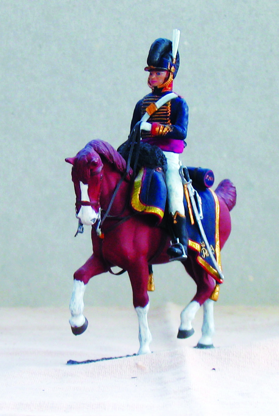 1807-England-Royal-Horse-Art-Officer