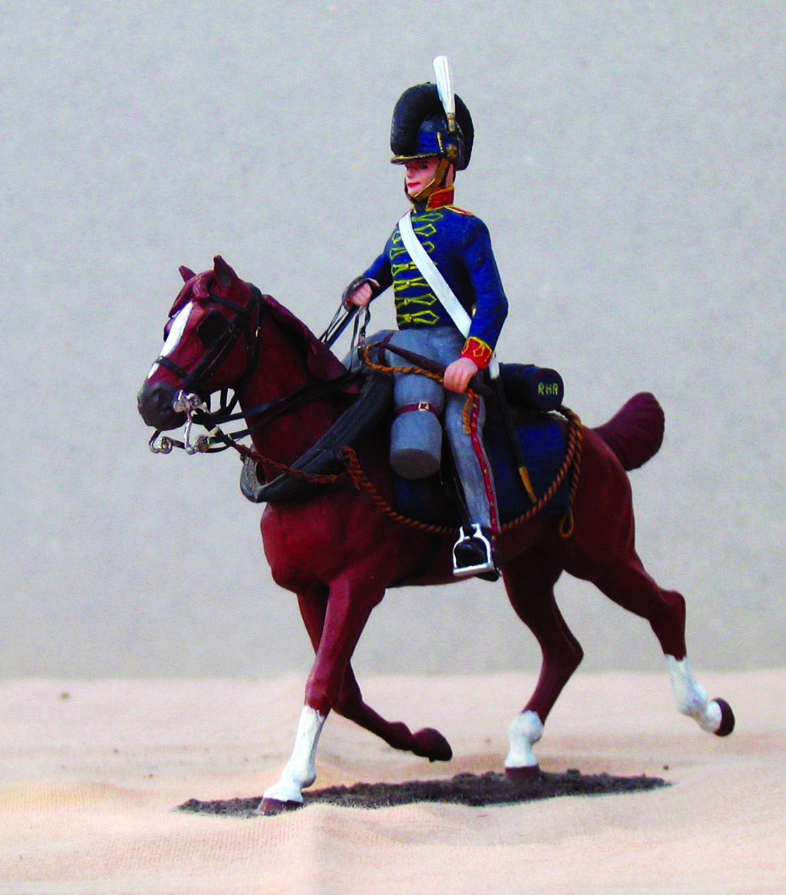 1807-England-Royal-Horse-Art-menig