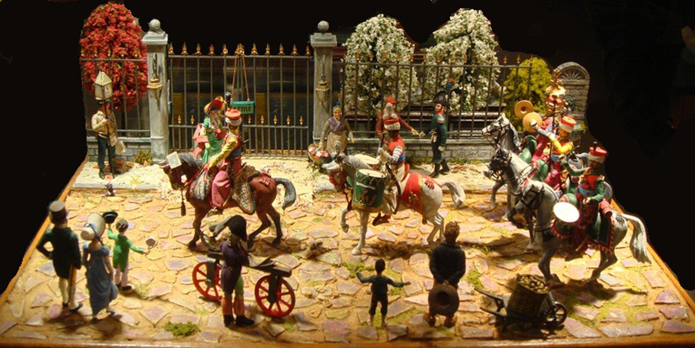Svend Nielsen Diorama