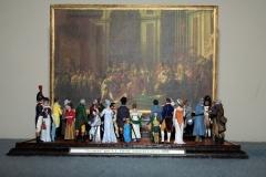 1808 _Le Sacre_ par J.L.David Salon du Louvre-2