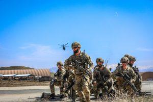 DK soldater i Helman