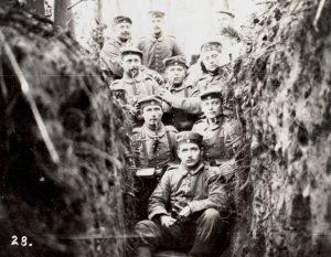 Det er anslået at mellem 30. og 35.000 mænd med tilknytning til Sønderjylland blev indkaldt til krigstjeneste under Første Verdenskrig. En af dem var H.C. Brodersen, hvis krigsdagbog nu er udkommet.