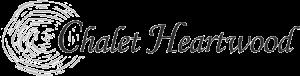 chalet heartwood logo grey