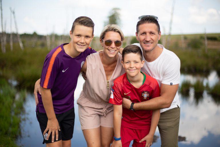 Familie Rodriguez Geris