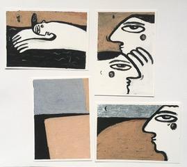 Postkaartjes Ella Vandenbussche