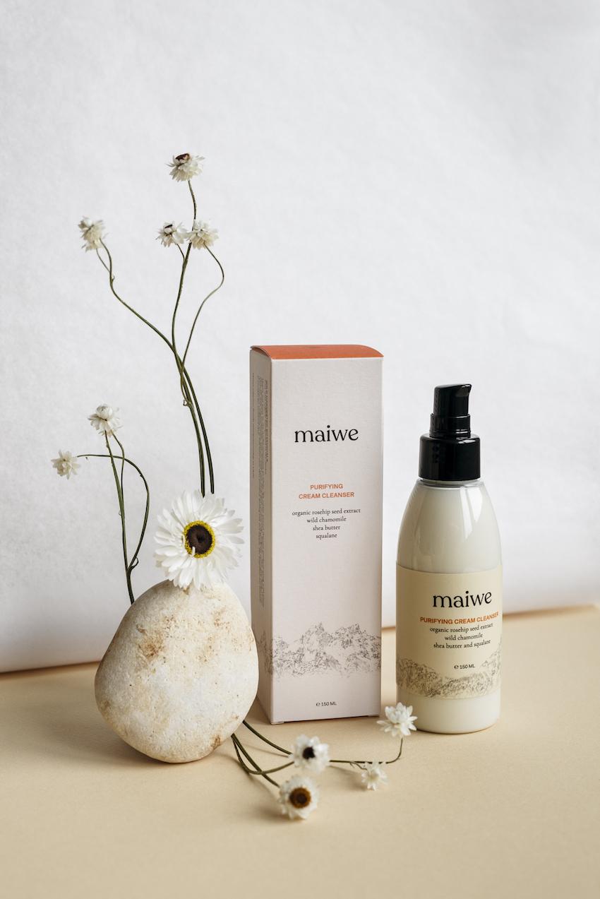 Maiwe – Purifying Cream Cleanser