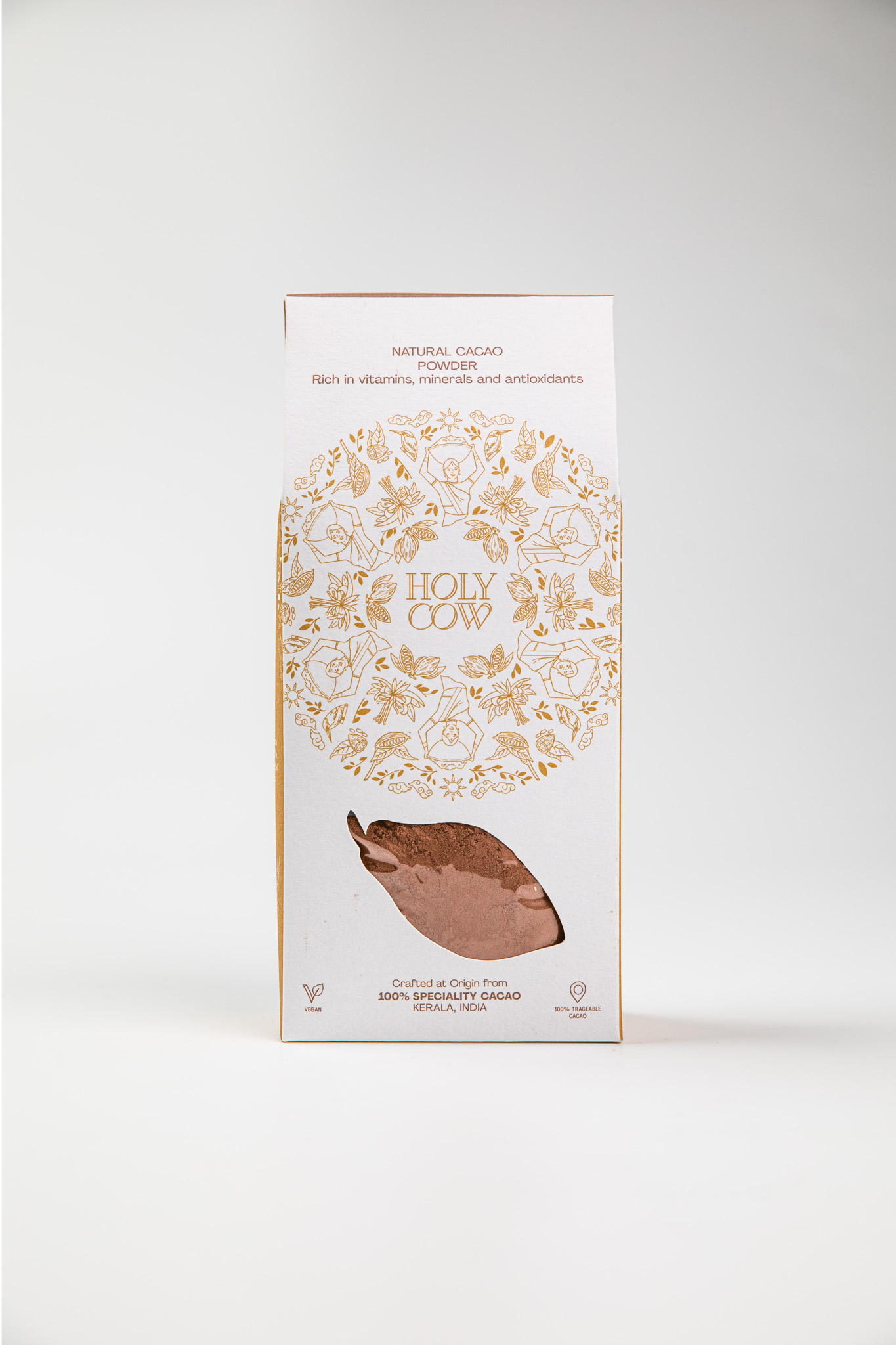 HOLY COW – Cacaopoeder