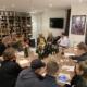 Champagnesmagning hos Champagne Passion i københavn. Privat Champagnesmagning afholdt i Champagne passion butikken, hvor det blev aftalt mellem kunden og butikken hvilke flasker champagne der skulle smages.