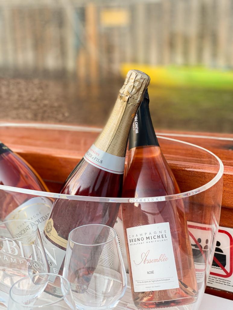 rosé-champagnecruise