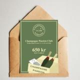 Champagne Passion Club - et champagneabonnement udover det sædvanlige