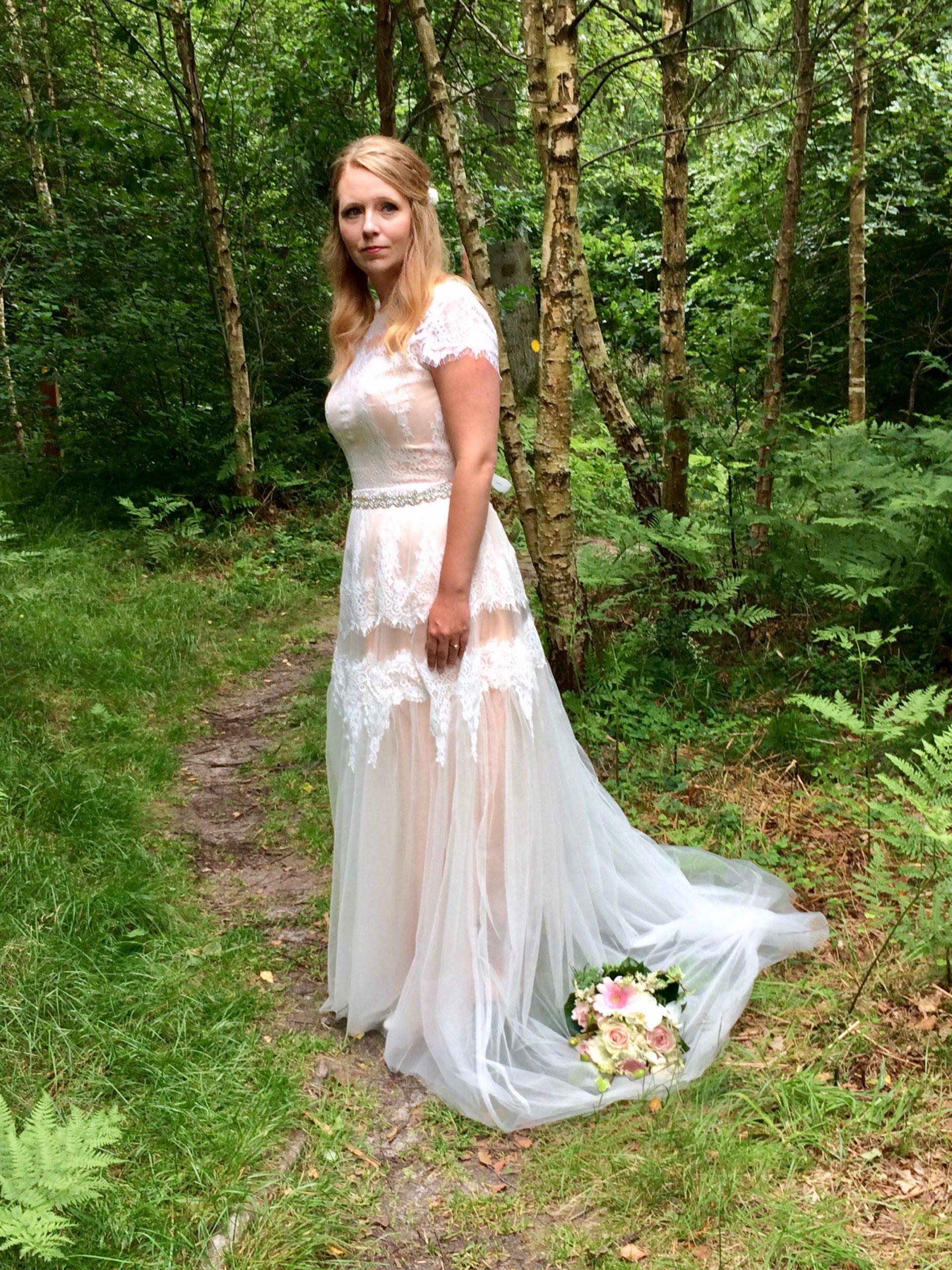 Jeanette Skovgaard Jokumsen brudekjole