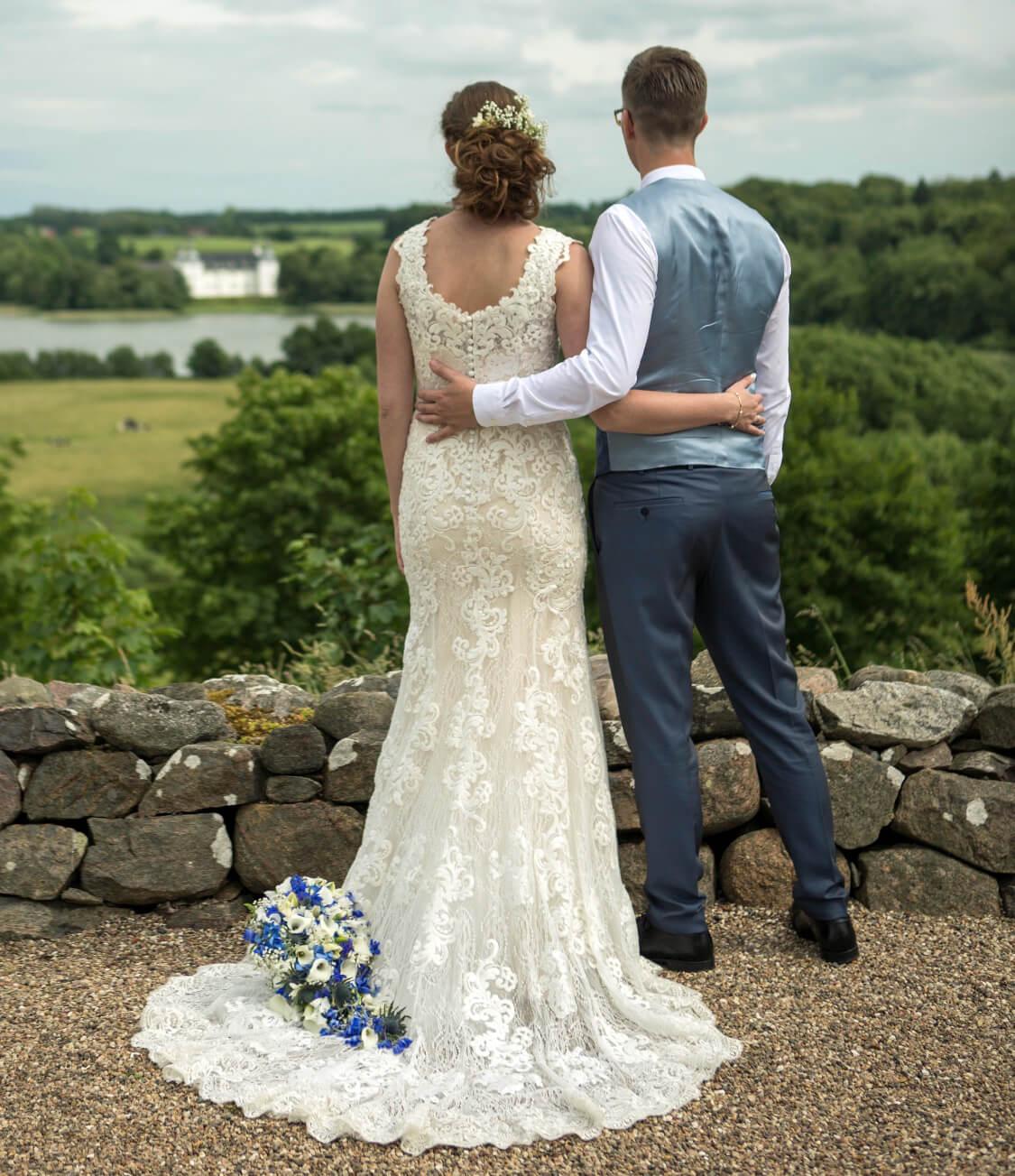 Chanelladreams Susannes brudekjole