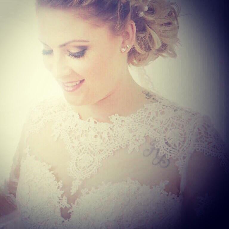 Chanelladreams specialsyet brudekjole