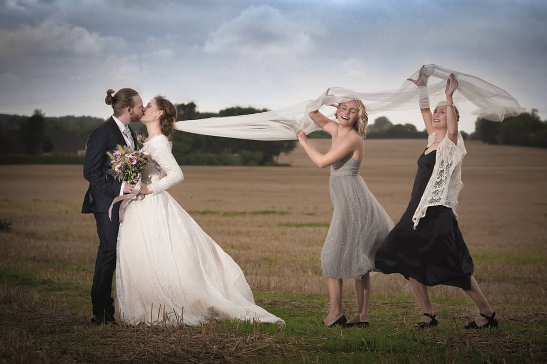 Julie Brantner bryllupsfoto