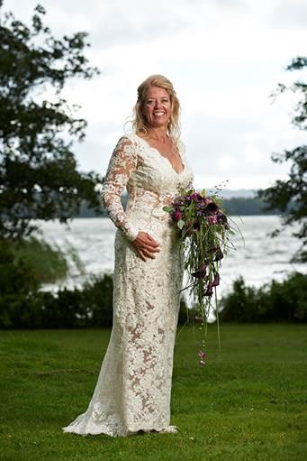 Ullas brudekjole