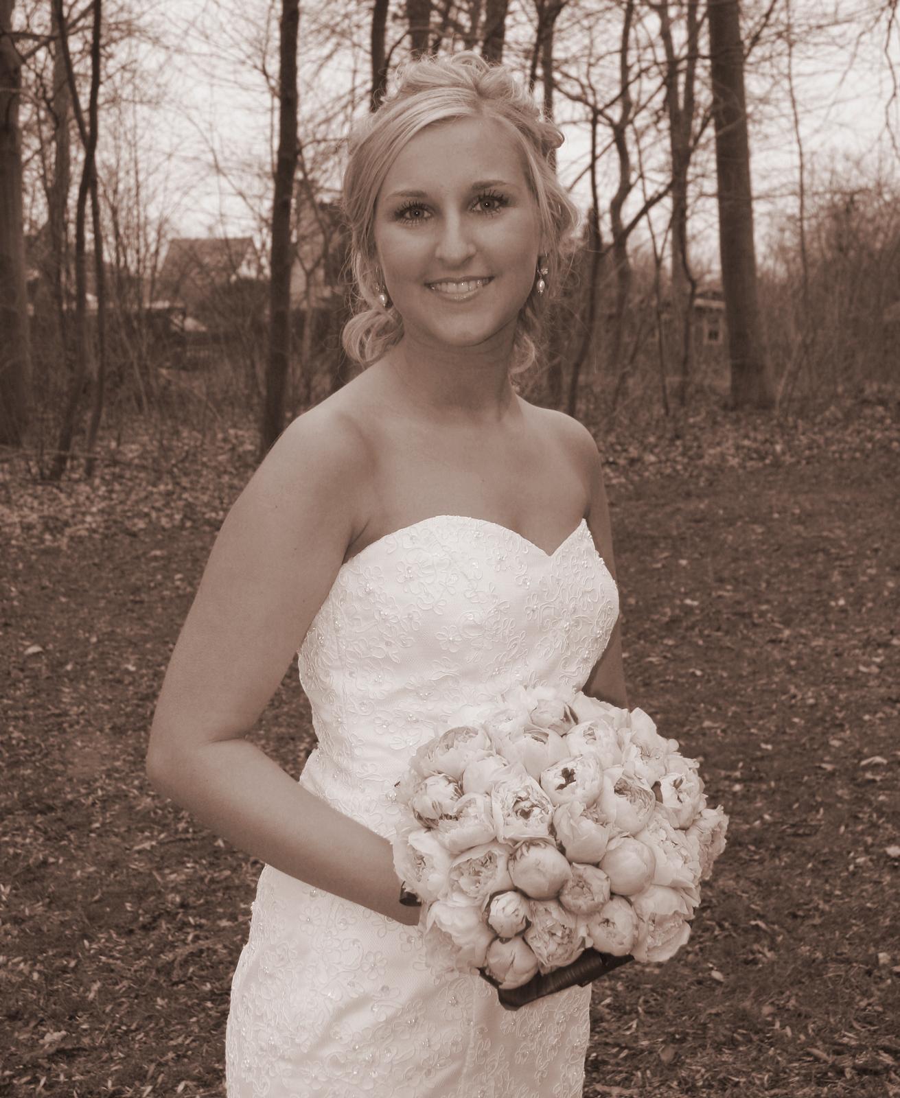 Kezia i smuk brudekjole eventyr