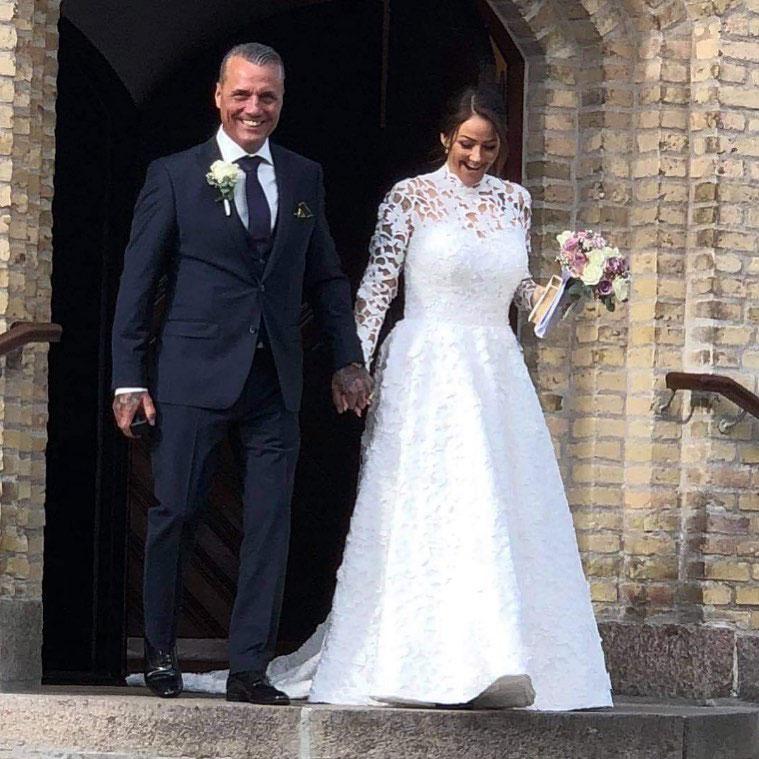 Marianne Hansens brudekjole fra Chanelladreams