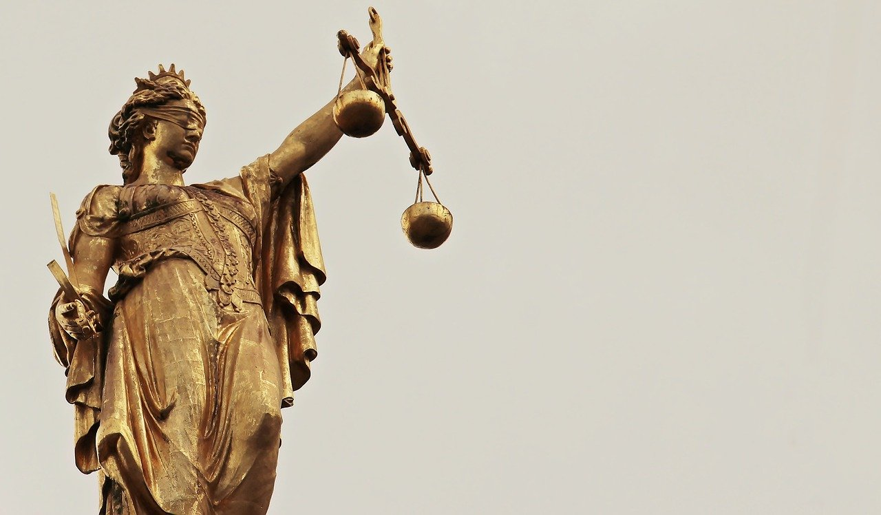 justitia, goddess, goddess of justice