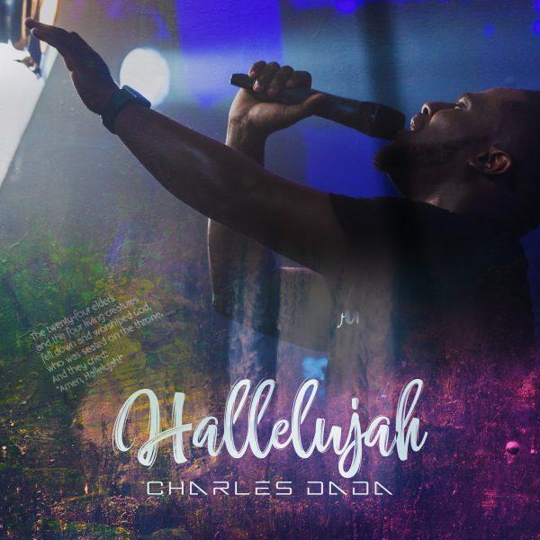 Hallelujah by Charles Dada Single Cover