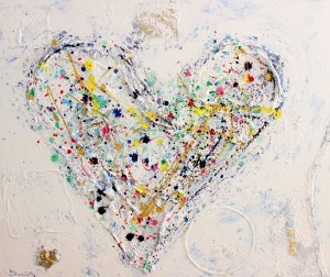 Charlotte_Olsson_Art_Konst_ heart_laces