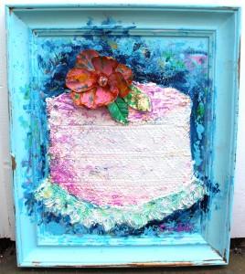 """Mother's recipe"" 59 x 69 cm"