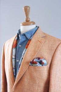 charlotte_olsson_art_design_pattern_swedishart_champagne_recyclingart_silk_exclusive_original_pocketsquare_näsduk_classic_gentlemtn_style_cake