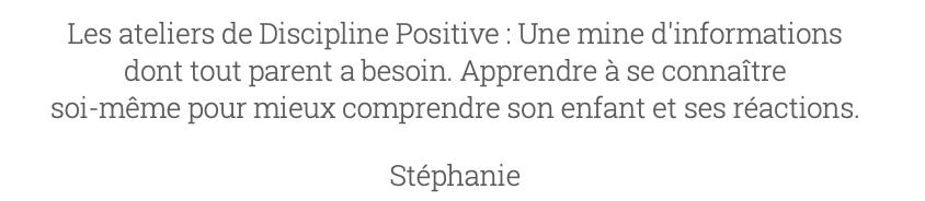 Avis 4 Charlotte Van Ingelgem Discipline Positive