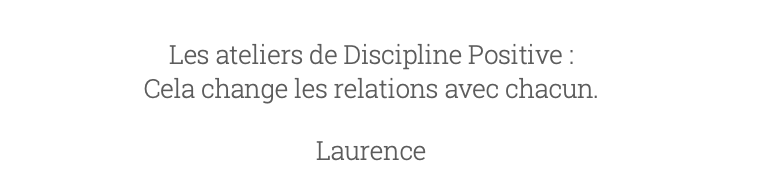 Avis 6 Charlotte Van Ingelgem Discipline Positive