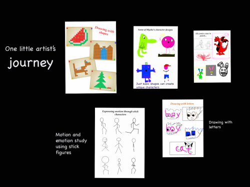 Little Artists Journey website_01