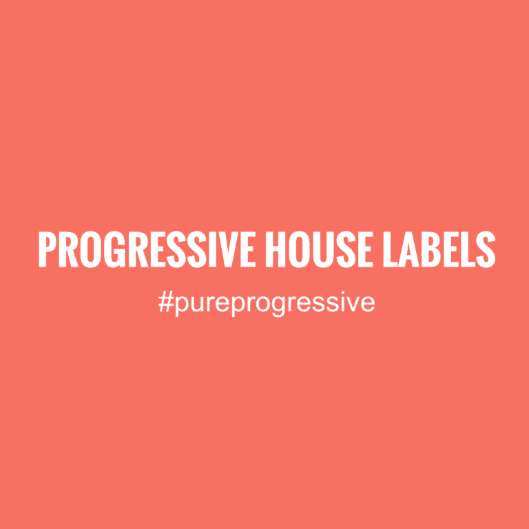 Progressive House Labels