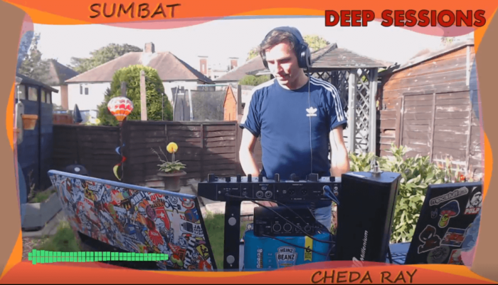 SUMBAT – DEEP SESSIONS