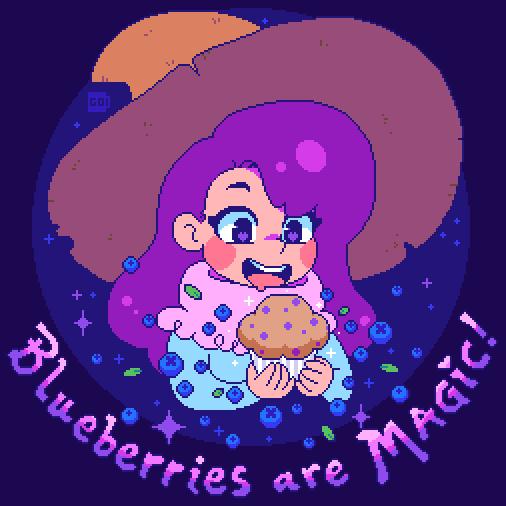 Blueberry Magic