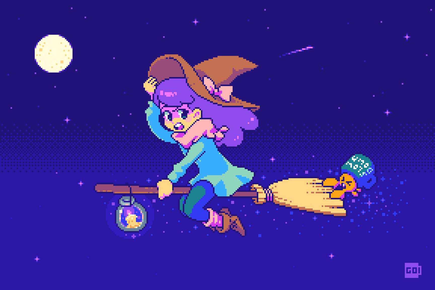 Witch Way?!