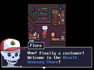 SANTRIA! Flora